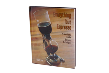 "Książka ""Everything but espresso"""