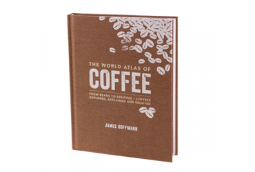 "Książka ""World Atlas of Coffee"""